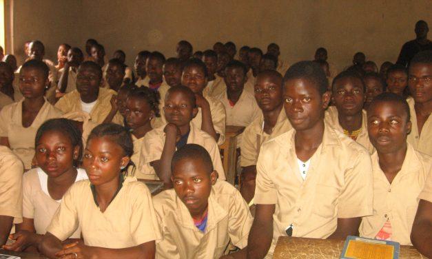 L'école Notre Dame soutient l'association KPON-MA GUINEE ARDECHE