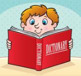 Remise de dictionnaire aux élèves de CM2 par Mme BELEZY de la Mairie de SP3C.