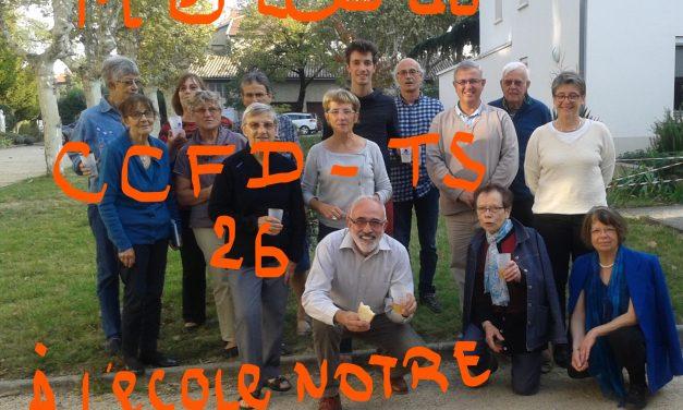 Bourse aux jouets au profit du CCFD.