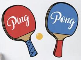 Classe de GS-CP: initiation au du ping-pong pour les élèves.
