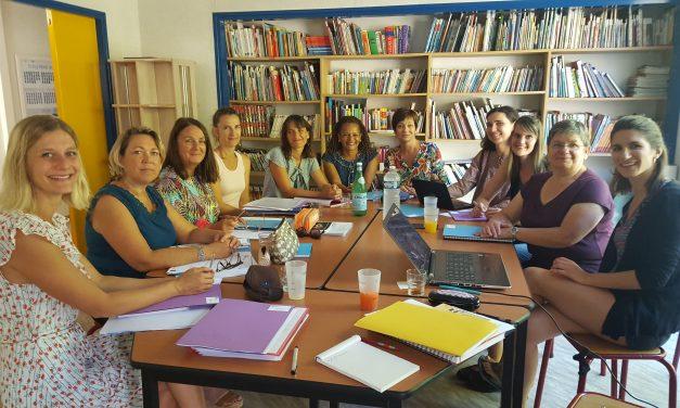 Une nouvelle équipe éducative soudée et dynamique autour du chef d'établissement