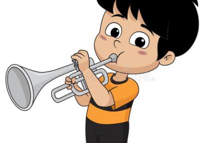 Présentation instrumentale sur la trompette